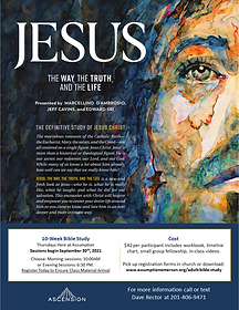 Jesus - The Way The Truth and The Life Poster Sept 2021.png
