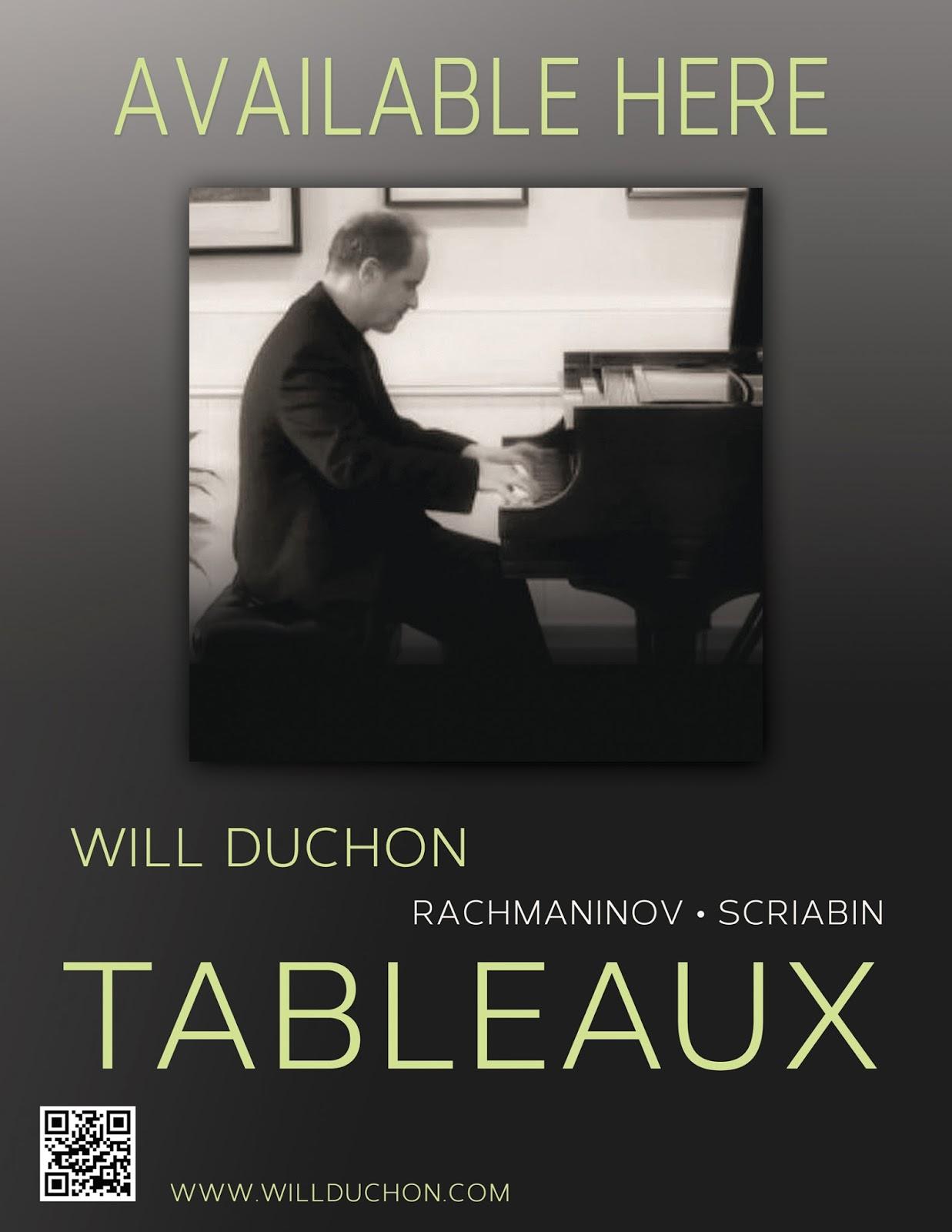 Will Duchon - Tableaux