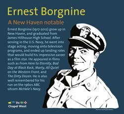 Ernest Borgnine Banner