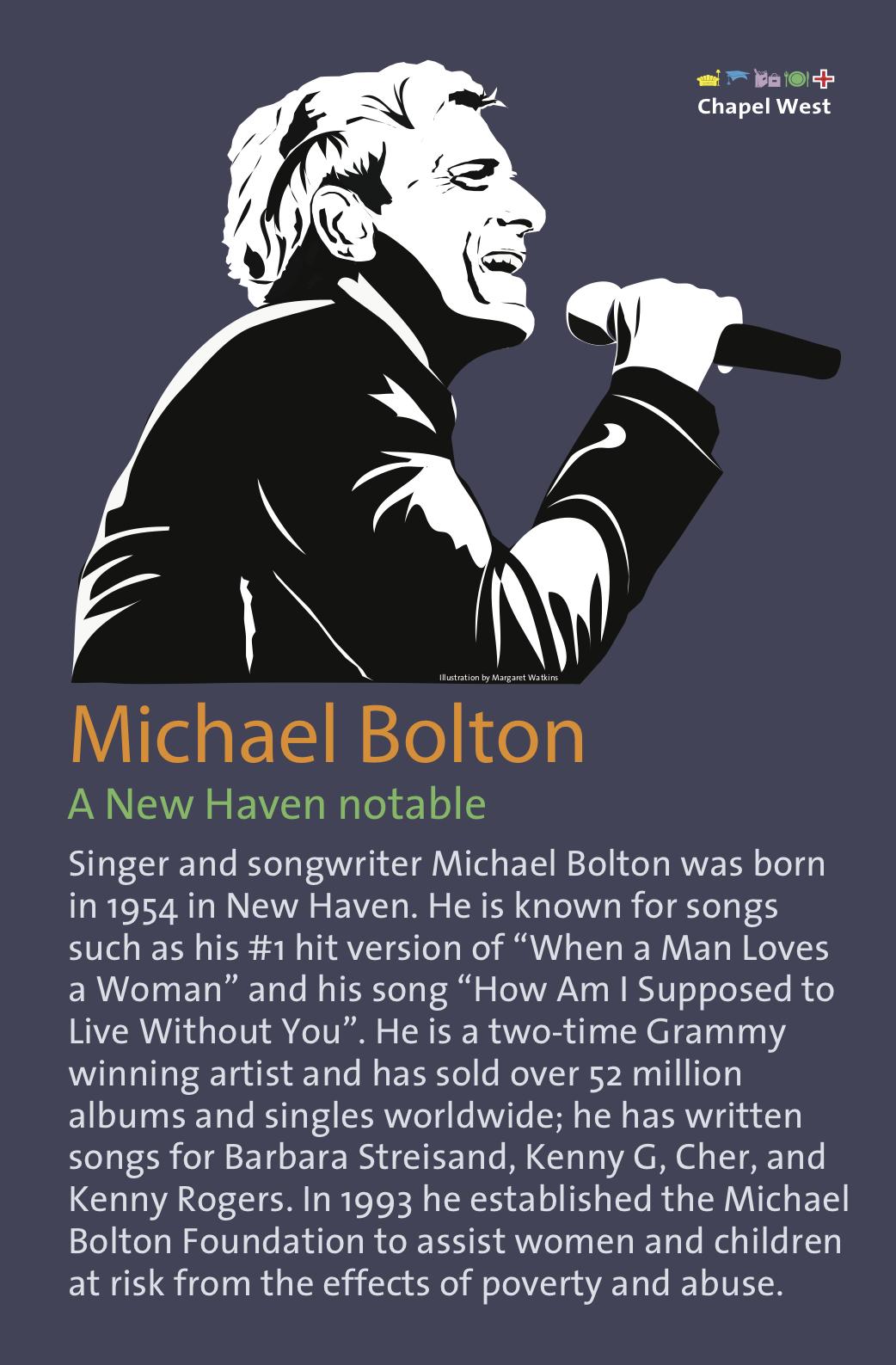Michael Bolton Banner