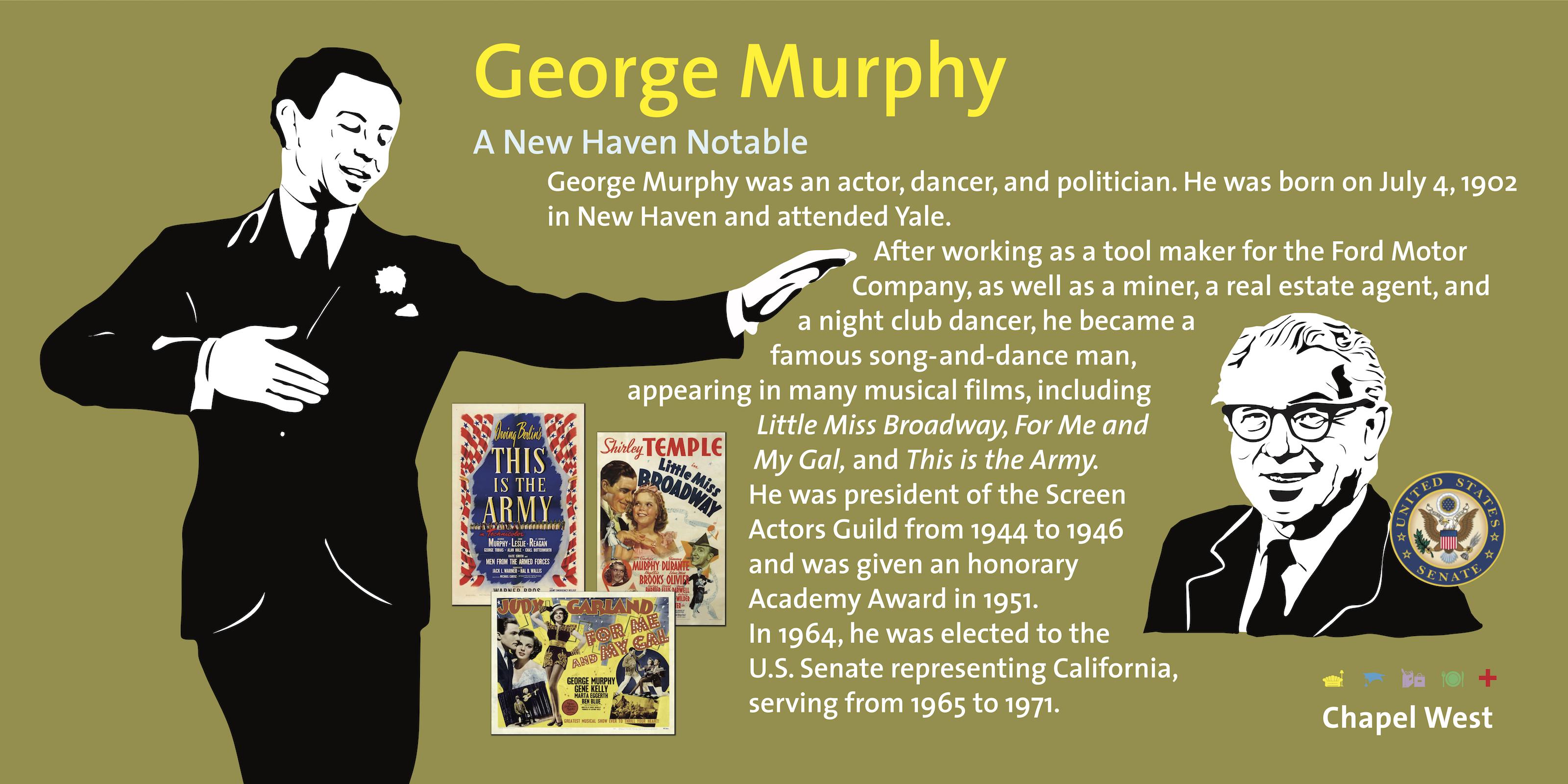 George Murphy Banner