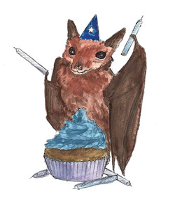 Birthday Bat
