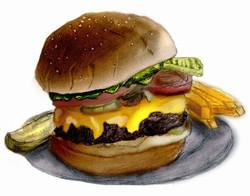 Hamburger - Wealthy