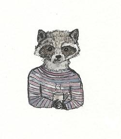 Raccoon's Tea