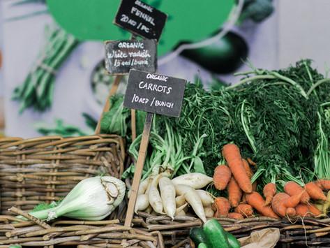 Farm & Artisan Market Thursdays Beginning May 6th