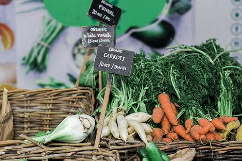 Vegan Life Bundle - Meal plan + grocery list