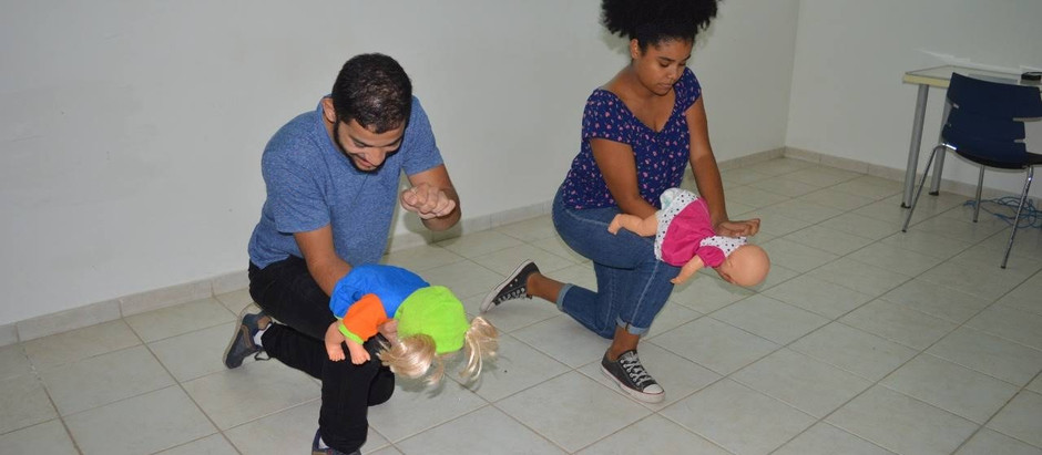 CURSO: PRIMEIROS SOCORROS