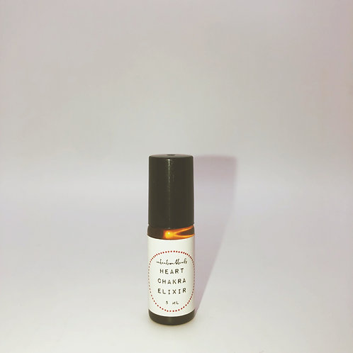 Heart Chakra Elixir / Emotional Support Anointing Oil