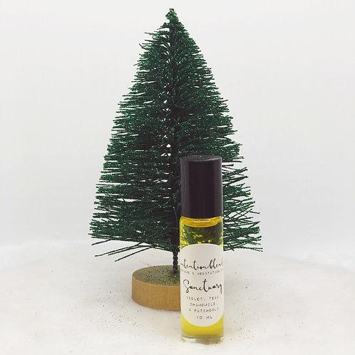 Sanctuary Perfume Oil