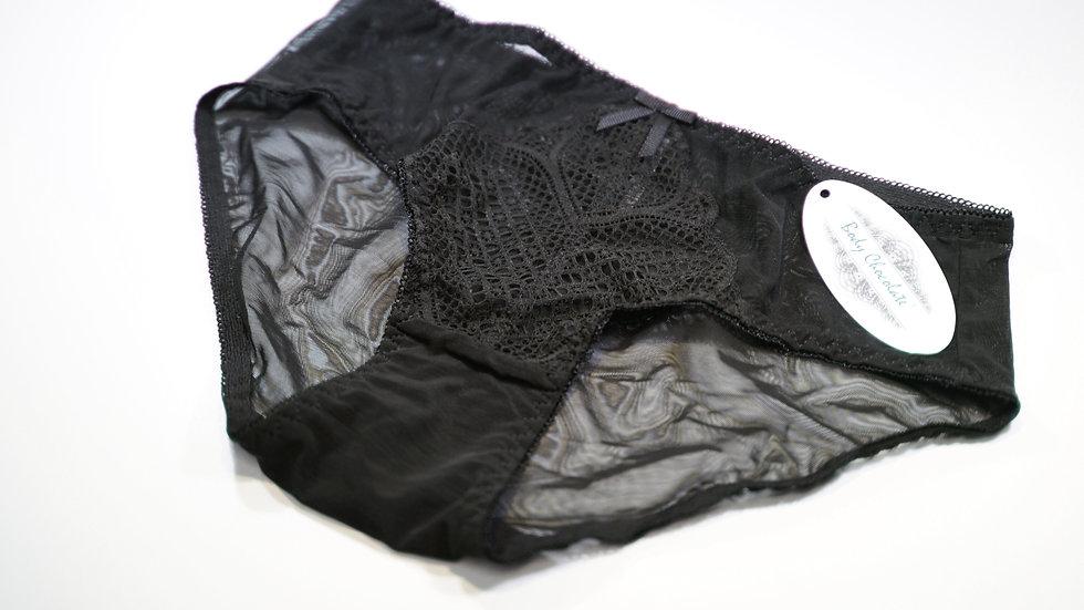 Fanny Brief #BC330173 Black (Body Chocolate®)