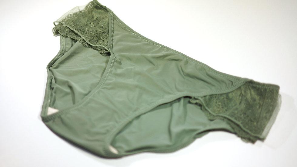Temptation Brief #BC330042 Green (Body Chocolate®)