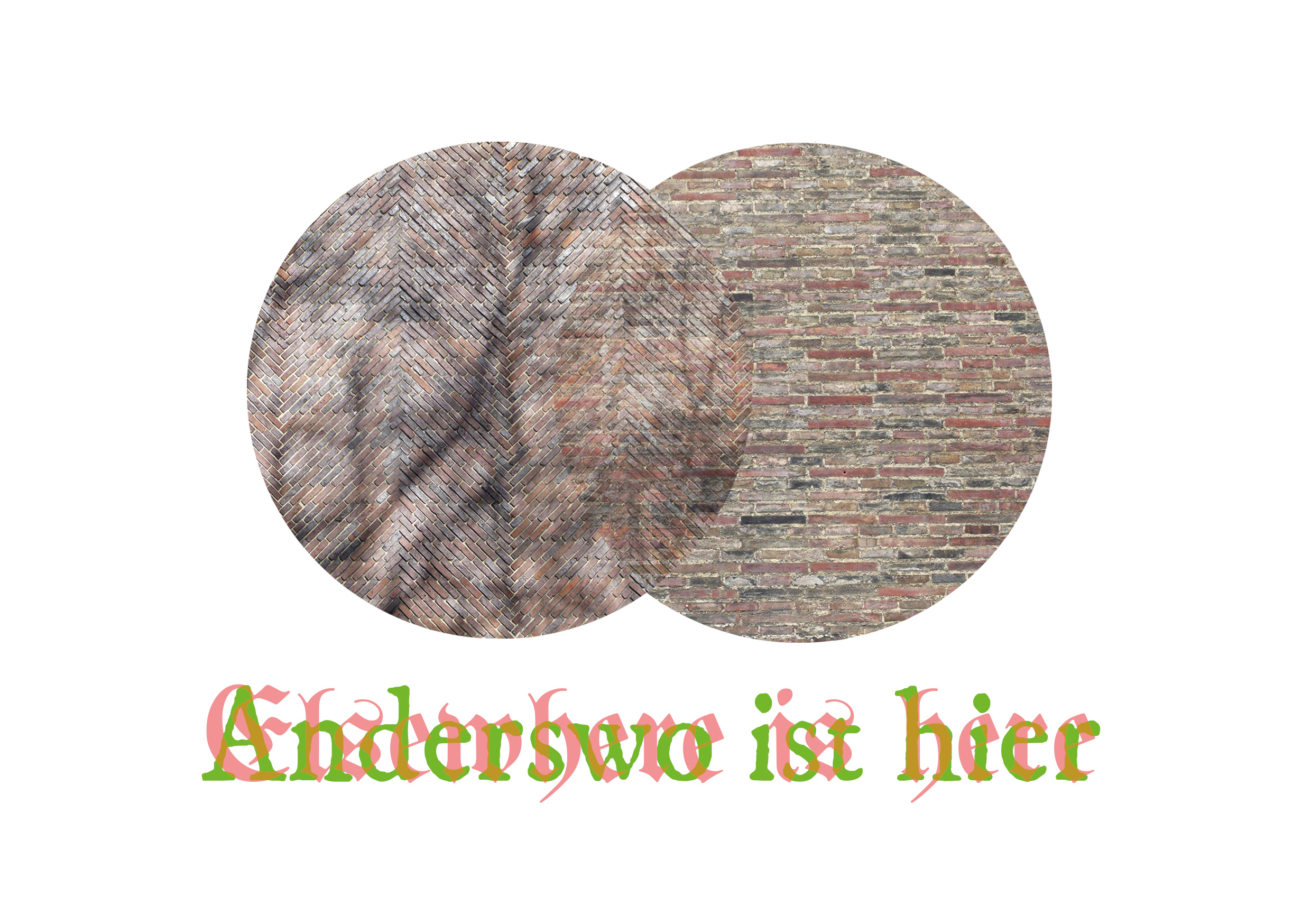 Elsewhere is here : Anderswo ist hie