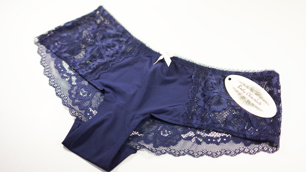 Grace Boxer #BC313075 Blue (Body Chocolate®)