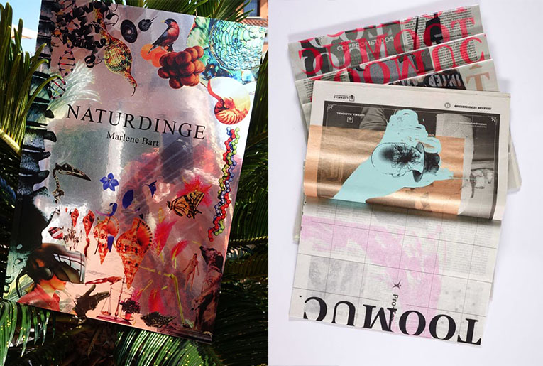 Buchveröffentlichung: Naturdinge & A little Other