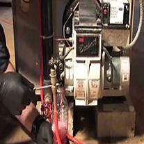 Oil fired furnace and boiler repair