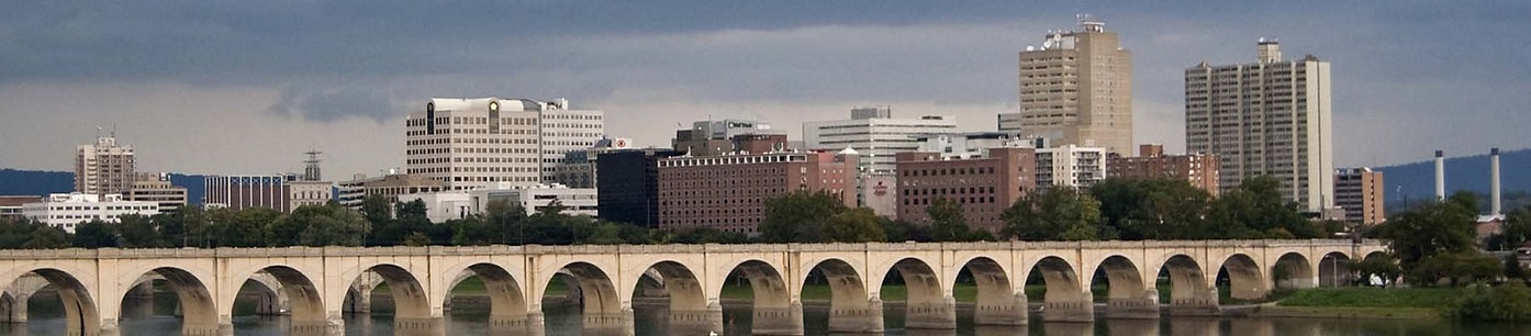 Harrisburg Pa. Skyline  picture