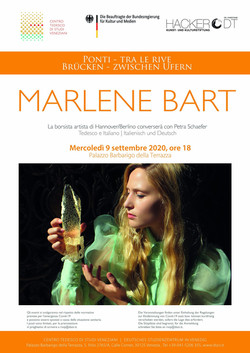 Artist Talk Marlene Bart