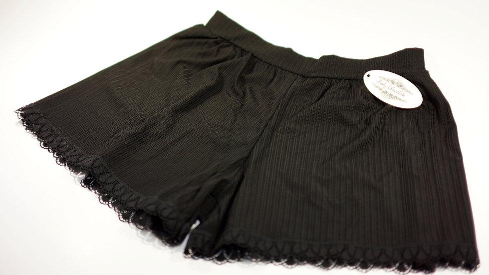 Inner Boxer #BC330032 Black (Body Chocolate®)