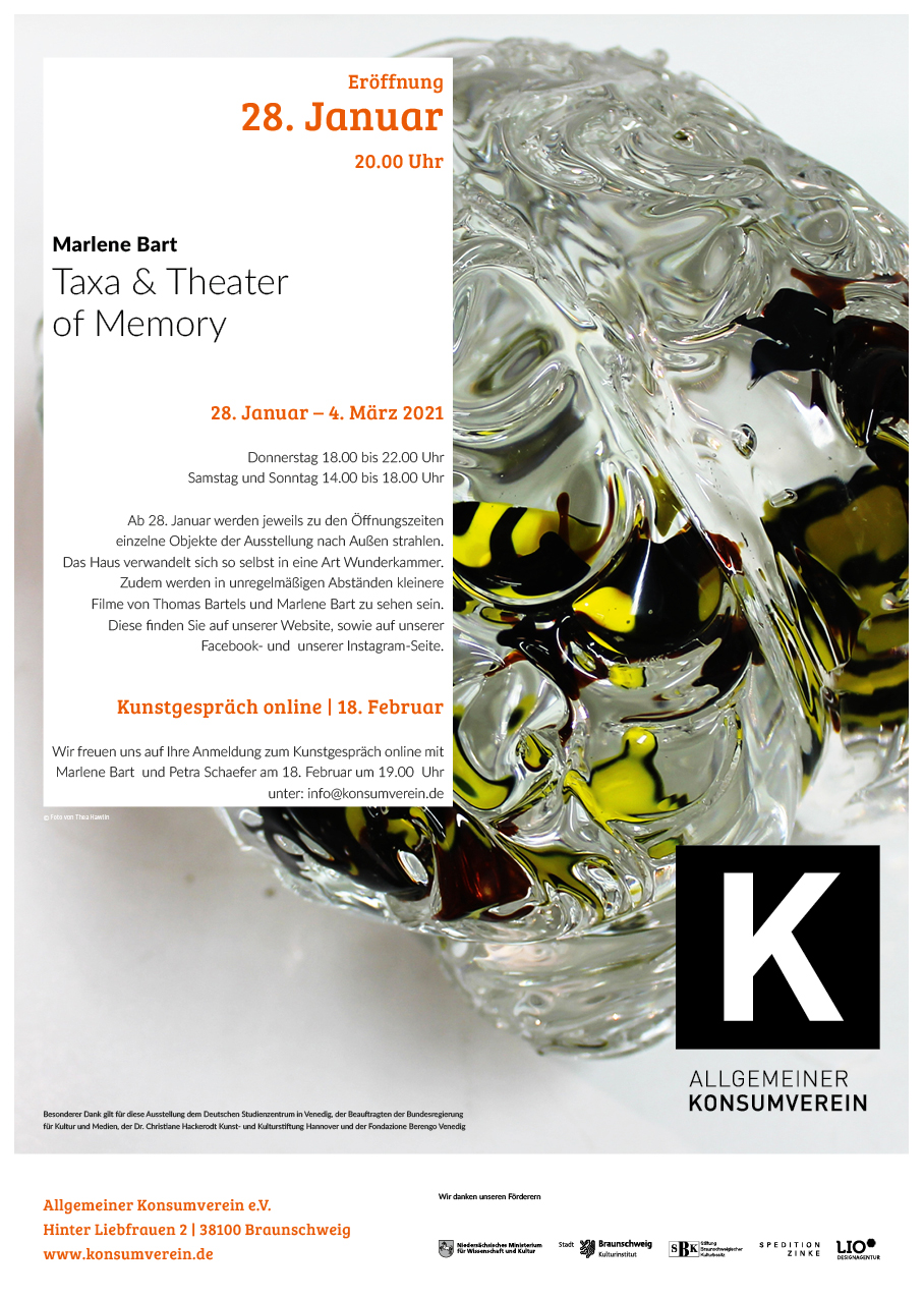 Taxa & Theater of Memory