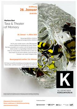 Taxa & Theater of Memory