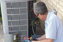 AC and Heat Pump service