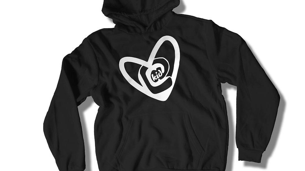 Kid@Heart Hoodie (White Edition)