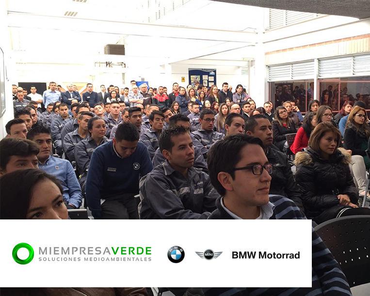Entrenamientos BMW