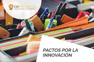 Un Pacto por la Innovación en tu ciudad
