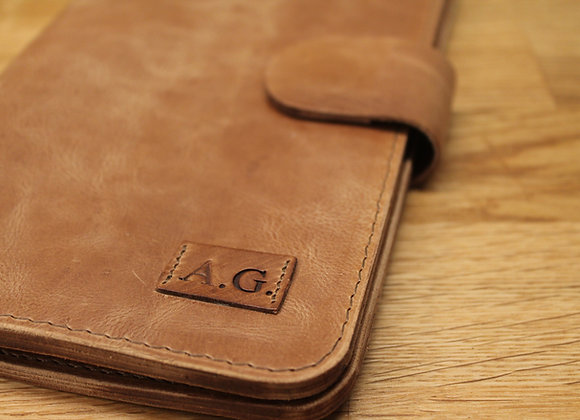 Кожаный кошелек Delicato #7