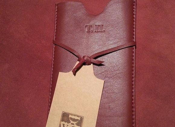 Чехол для телефона кожаный Molle #7