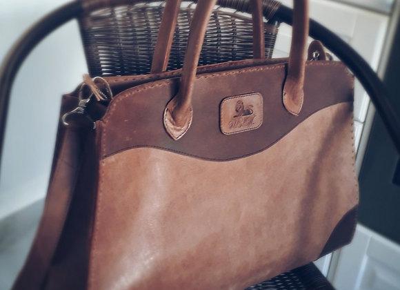 Женская кожаная сумка Venerabile #5