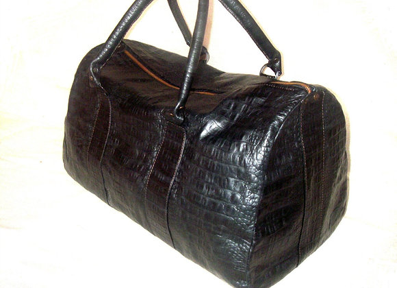 Мужская дорожная сумка Nero Caimano #1