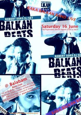 Balkan Beats - Balabam