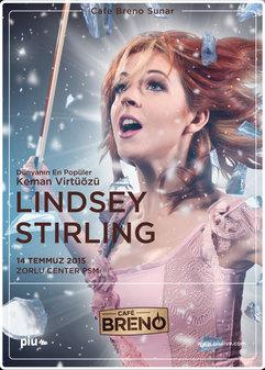 Lindsey Sterling - Zorlu Centre