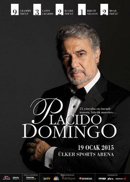 Placido Domingo - Ulker Arena