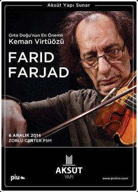 Farid Farjad - Zorlu Centre