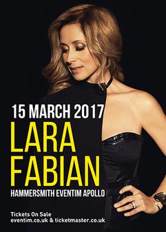 Lara Fabian - Eventim Apollo