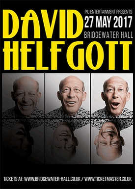 David Helfgott - Bridgewater Hall