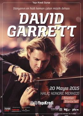 David Garrett - HCC