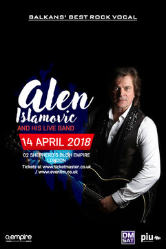Alen Islamovic - O2 SBE