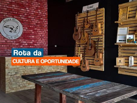 ROTA DA CULTURA E DA OPORTUNIDADE