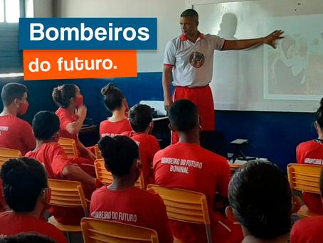 BOMBEIROS DO FUTURO NO SERTÃO