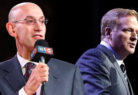 A Tale of Two Commissioners: The NBA vs. the NFL