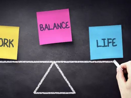 Work or life? It's not a zero sum game!