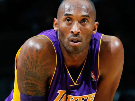 Remembering people for their best: What Kobe's death can teach us about life.