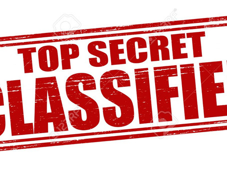 Classified: When to share information with your employees
