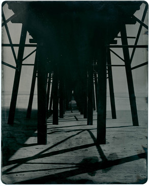 Under Oceanside Pier