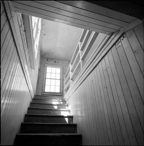 Schoolhouse Stair