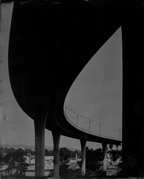 Trolley bridge