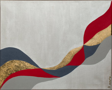 """Rosario Glezmir, """"Golden Path"""""""